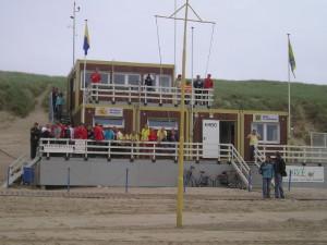 Strandpost EHBO Castricum aan Zee